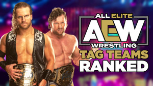 Every AEW Tag Team Ranked From Worst To Best