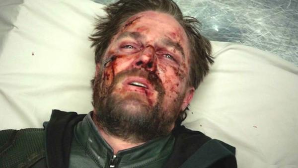 Arrow Stephen Amell Death