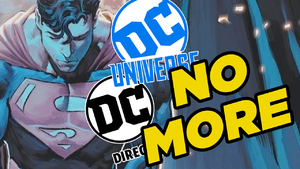DC Comics Suffers Huge Layoffs, DC Collectibles Shut Down