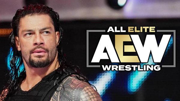 Roman Reigns AEW