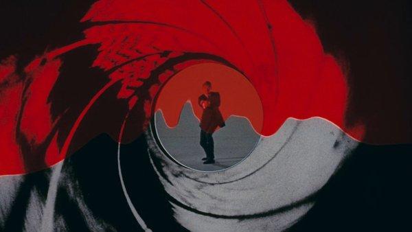 James Bond Goldeneye Opening