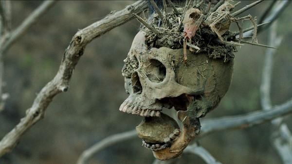Bone Tomahawk Skull