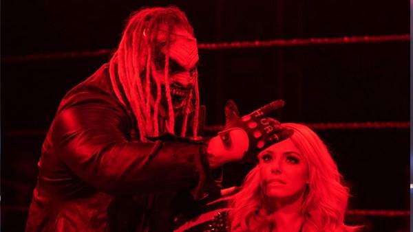 Bray Wyatt Fiend Alexa Bliss