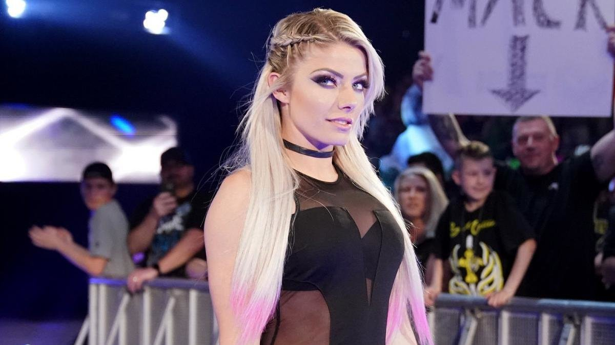 Alexa Bliss Wants To See More Women Headlining WWE Shows