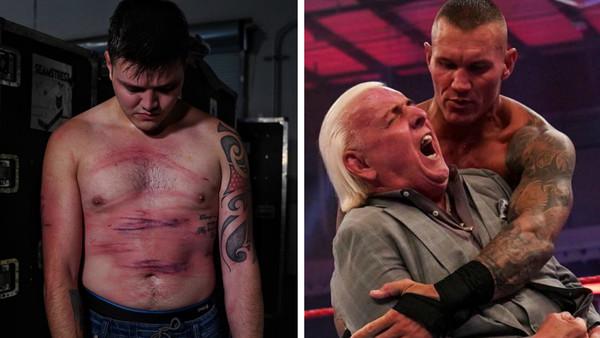 Dominik Mysterio Randy Orton Ric Flair