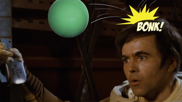Wrath of Khan Kirk is hit with an Idiot Ball