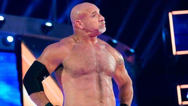 Goldberg WWE