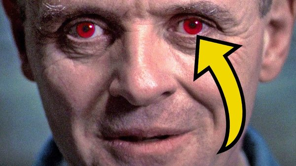 Hannibal Eyes Arrow