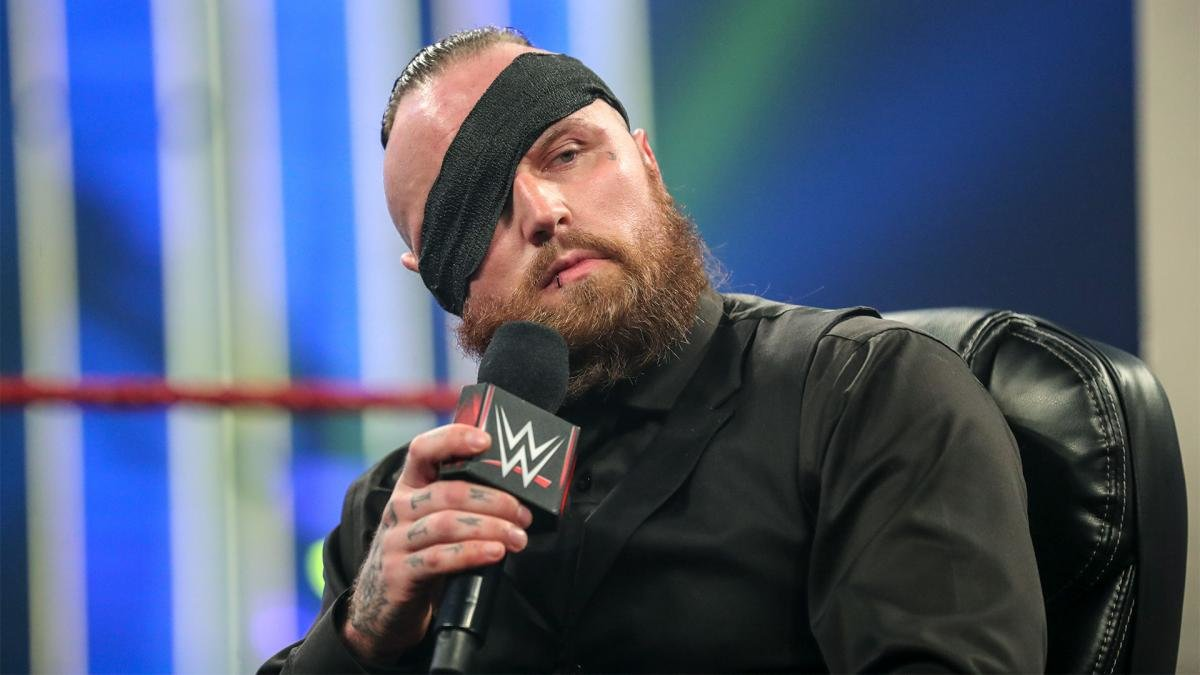 Reason WWE Raw Superstar Aleister Black Turned Into A Villain 1
