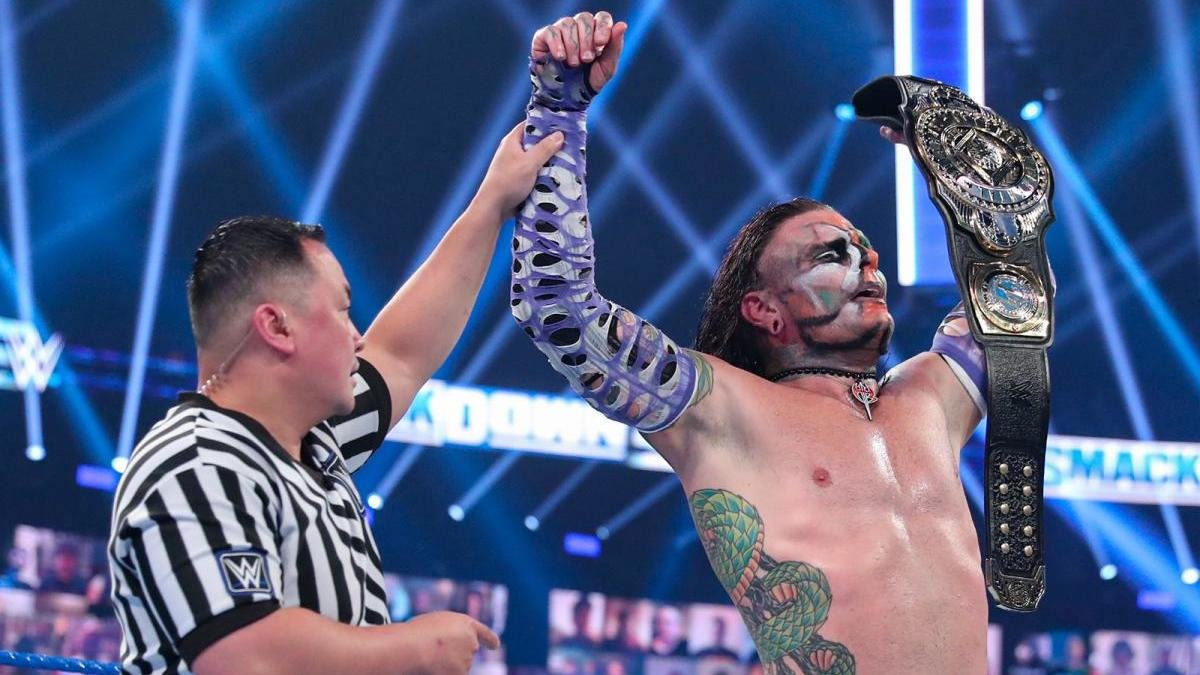 Jeff Hardy reveals the Biggest Reason for his Title Win ...