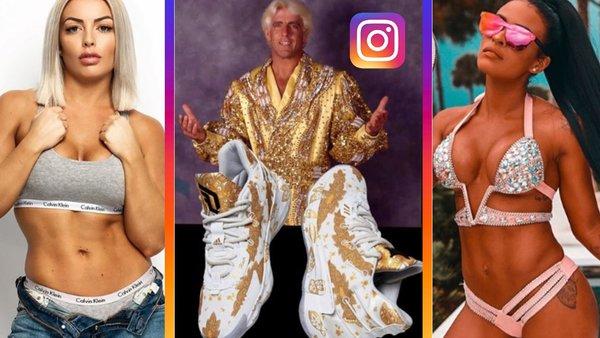 WWE Instagram 27th September