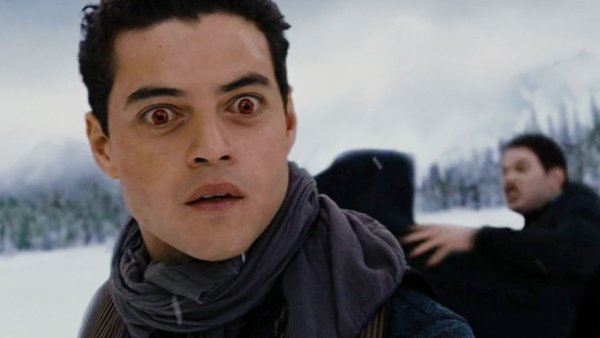 Twilight Breaking Dawn Part 2 Rami Malek
