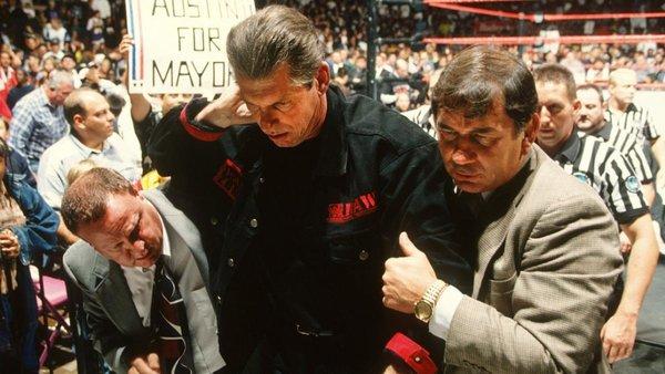 Vince McMahon Stunner 1997