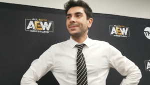 Tony Khan Apologises For AEW Dynamite Streaming Issues