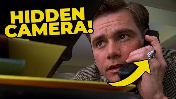The Truman Show Jim Carrey