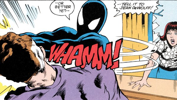 Marvel Zombie Spider-Man MJ