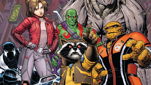 Guardians of the Galaxy Thing