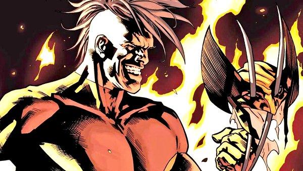 Daken Wolverine