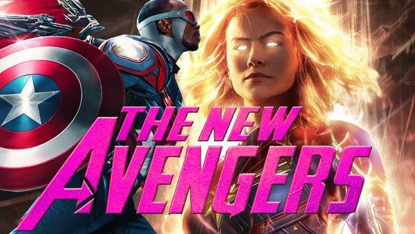 Avengers 5 Lineup