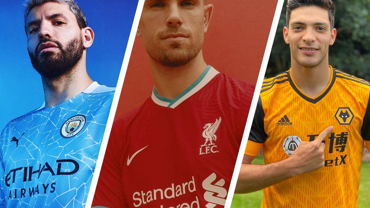 Every Premier League 2020 21 Home Kit Ranked