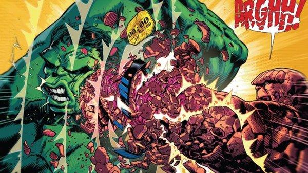 Hulk The Thing
