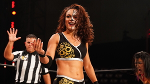 AEW's Thunder Rosa Reveals Positive COVID-19 Test
