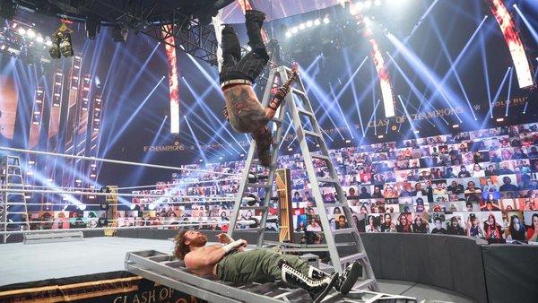 Jeff Hardy Sami Zayn