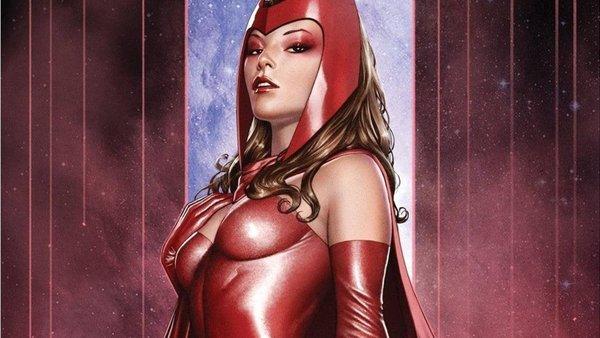 Scarlet Witch Adi Granov