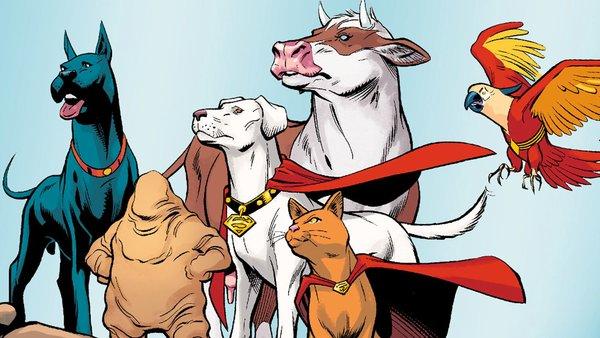 DC Super Pets DC Comics