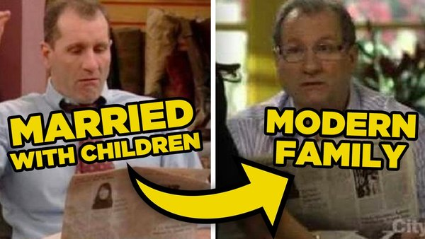 married with children modern family