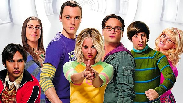 The Big Bang Theory Leonard