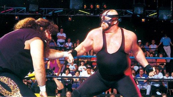 Vader Ultimate Warrior