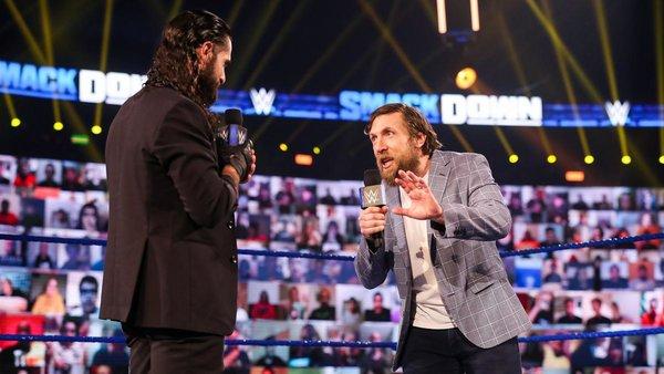 Seth Rollins Daniel Bryan