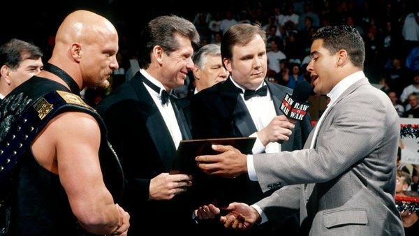 Steve Austin Vince McMahon Humanitarian Award