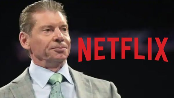 Vince McMahon Netflix