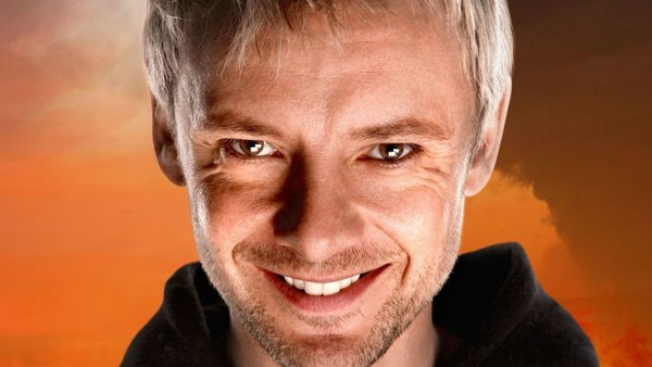 Doctor Who The End Of Time The Master John Simm