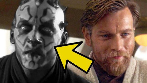 Star Wars Obi Wan Maul