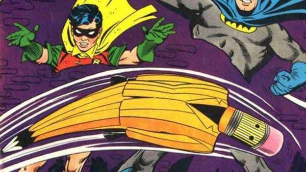 Egghead Batman