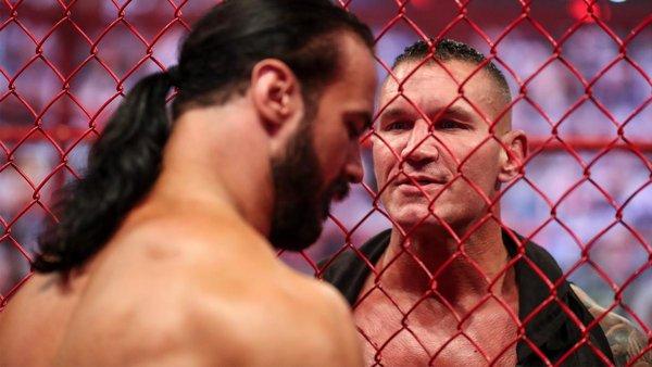 Drew McIntyre Randy Orton