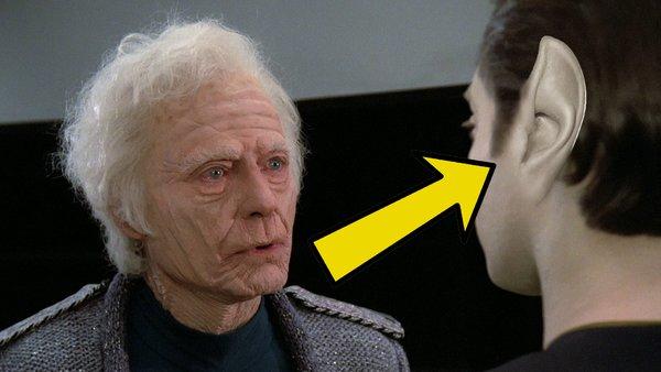 Star Trek Next Generation Data Vulcan