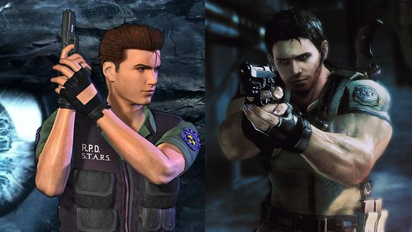 Resident evil 5 chris steroids side effects of short term steroid use