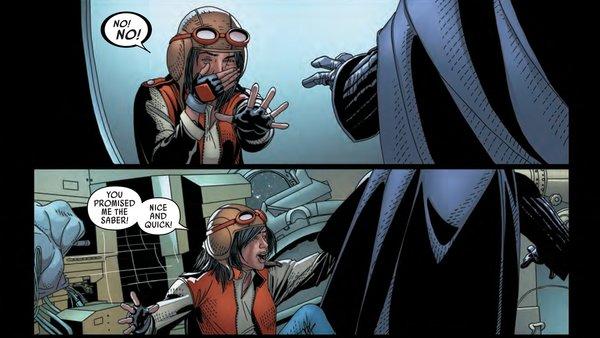 Star Wars Vader Aphra