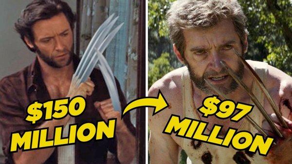 Wolverine Logan budget
