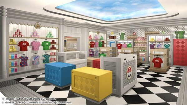 Nintendo Universal Studios Japan