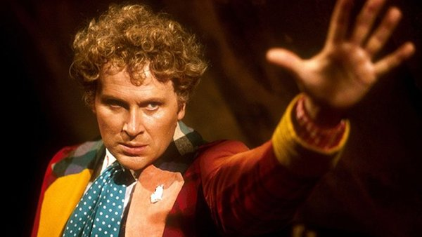 Colin Baker Sixth Doctor