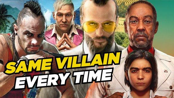 Far Cry Villains