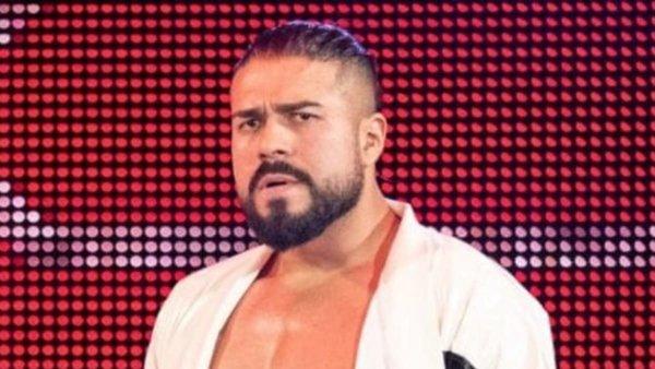 Andrade WWE