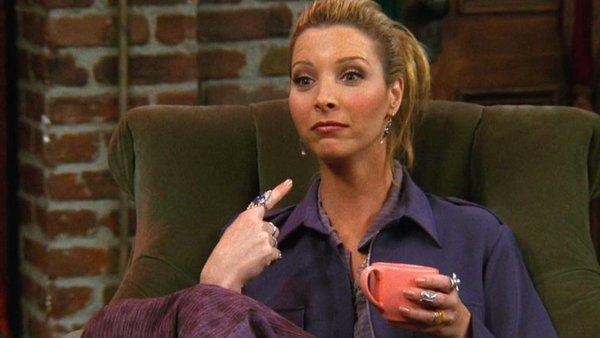 Friends Phoebe Shocked