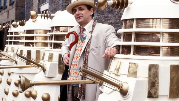Doctor Who Remembrance of Daleks