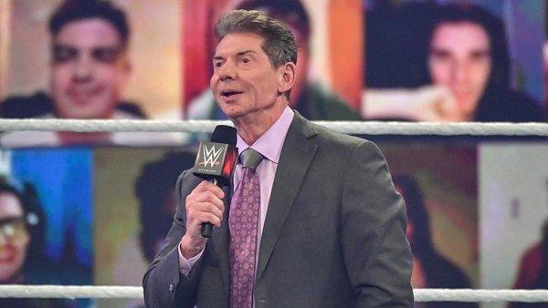 Vince McMahon 2020